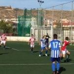Victorias para los equipos menores de la Escuela Municipal de Fútbol Base Jumilla