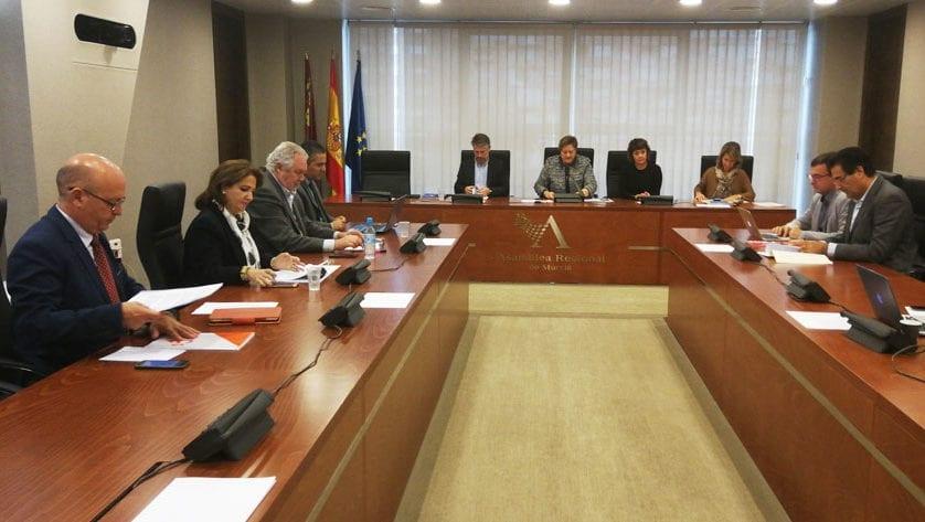 La Asamblea Regional aprueba la puesta en marcha de un servicio de autobús que conecte Yecla y Jumilla con la estación del AVE de Villena