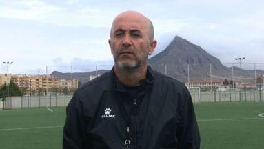 Leonel Pontes entrenador Fútbol Club Jumilla