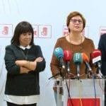 Cristina Narbona visita Jumilla junto al delegado del Gobierno en Murcia