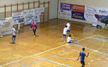Nueva derrota para el Club Jumilla FS en el Carlos García por 3-4 con Navalmoral