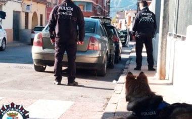 Policía y Guardia Civil aumentan esfuerzos ante el incremento de robos en el municipio