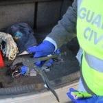 La Guardia Civil esclarece una quincena de robos en comercios de Jumilla