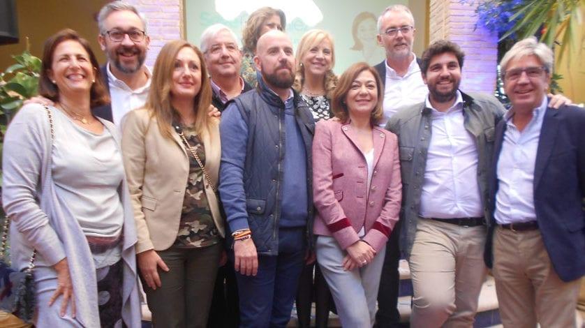 Proclamada oficialmente Seve González candidata a la Alcaldía de Jumilla por el Partido Popular