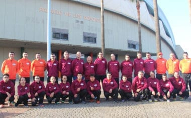 Quinto puesto para Aspajunide en el Campeonato de España de fútbol sala FEDDI