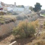 La CHS realiza trabajos de limpieza en los cauces de las ramblas del Judío y Morrón