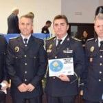LaPolicía Local Jumillarecibe el agradecimiento de los padres de Gabriel por su participación en la búsqueda del niño