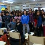 Comienza en el colegio Nuestra Señora de la Asunción el programa 'Tú decides'