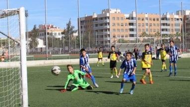 Murcia Progreso vs EMFB Alevin Jumilla
