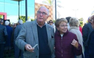 Más de 900 mayores asisten a la Comida de Convivencia del IMAS que sirvió para clausurar el 45 aniversario del Centro de Mayores de Jumilla