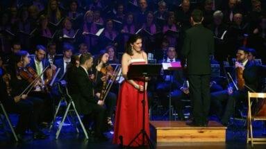 la soprano Paloma Friedhoff