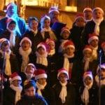 El Encendido de Luces de Navidad y el Festival de Villancicos del Cruz de Piedra inician la Navidad en Jumilla