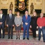 Nueva visita al Ayuntamiento de dos grupos de acción local búlgaros que gestionan Ayudas Leader
