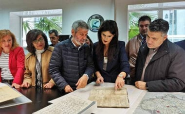 La Comunidad restaura documentos históricos de Jumilla