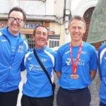El Athletic Club consigue dos campeonatos regionales de Media Maratón