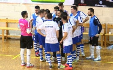El Club Jumilla Fútbol Sala se lo puso muy difícil a Inter a pesar de la derrota