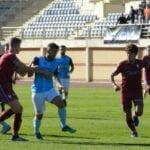 El FC Jumilla remonta un 2-0 y consigue un empate ante el Club Deportivo El Ejido