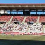 El FC Jumilla casi da la sorpresa en Nueva Condomina ante el Real Murcia