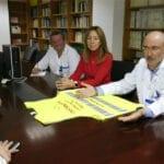 Implantado en el hospital de Yecla el programa de prescripción electrónica para administrar la medicación con seguridad