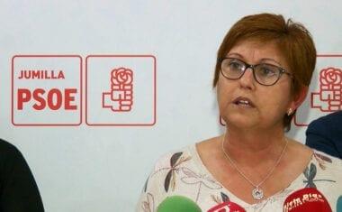La alcaldesa de Jumilla denuncia el trato arbitrario del Gobierno Regional en los Presupuestos Regionales del próximo año