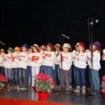 Alumnos del Colegio Carmen Conde participaron en el IV Encuentro 'El coro escolar en Navidad'