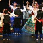 Éxito absoluto de la XIV Muestra Infantil de Folclore