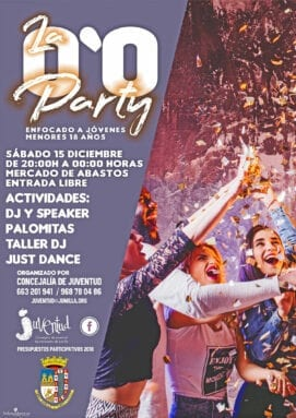 party-juventud-jumilla