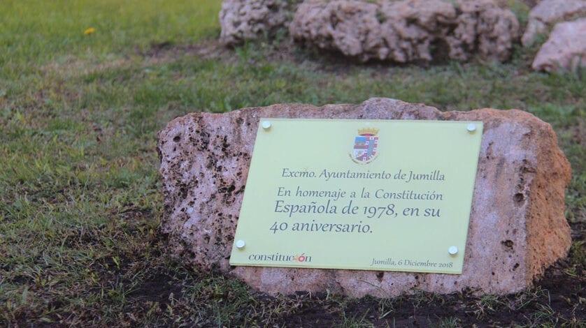 El Ayuntamiento acogió ayer la celebración institucional del 40 aniversario de la Constitución Española