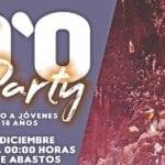 Nueva 0,0 Party en el Mercado de Abastos para este sábado
