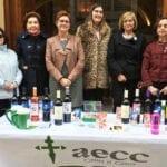 Los jumillanos respondieron un año más en la postulación a favor de la AECC