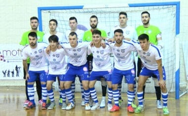 Jumilla Fútbol Sala cierra el año con la primera victoria en casa de la temporada