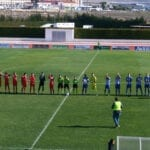 Reparto de puntos entre el FC Jumilla y el UD Ibiza