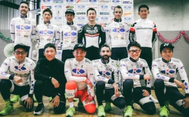 Salvador Guardiola estará una temporada más con Kinan Cycling Team