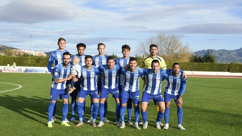 El FC Jumilla despedirá el año en casa ante el San Fernando