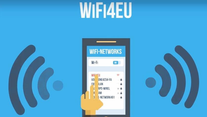 Jumilla recibirá 15.000 euros de la Comisión Europea para instalar wifi gratis