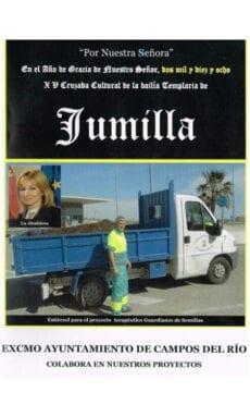 Portada revista Templarios Jumilla