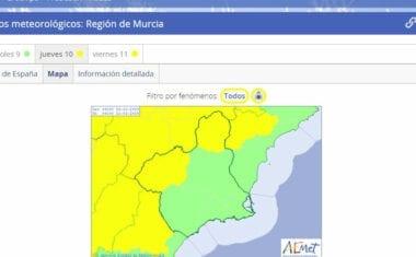 Meteorología modifica y amplía nivel amarillo por bajas temperaturas mañana jueves en Altiplano y Noroeste