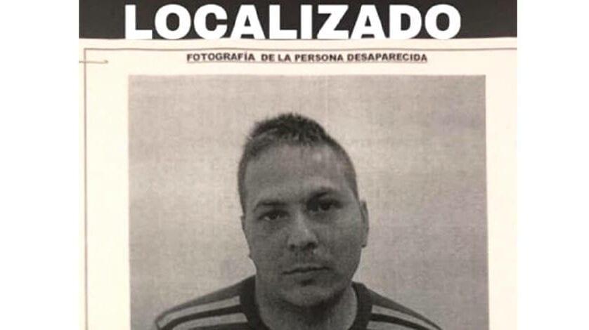 Localizado el varón desaparecido hace unos días en Jumilla