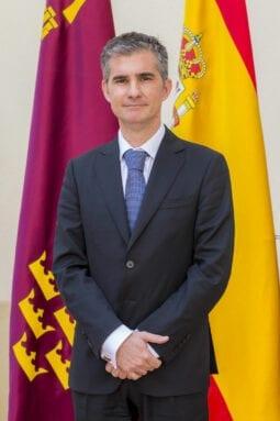 Miguel Ángel del Amor, consejero Agricultura