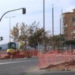 Han comenzado las obras de la Plaza del Camionero