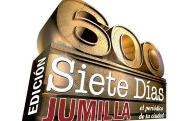 Siete Días Jumilla conmemora su número 600 con el periodista Pedro Carreño