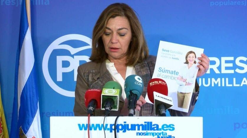 El Partido Popular de Jumilla presenta la campaña 'Súmate al Cambio'