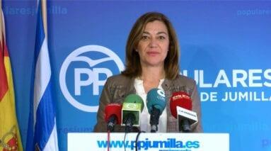 Seve presidenta PP Jumilla