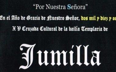 Los Templarios de Jumilla y la Associació Cultural Jumillana editan su catálogo y revista anual