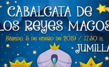 Los Reyes Magos llegarán a Jumilla este sábado por la mañana