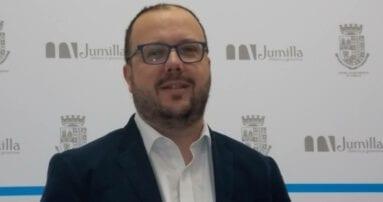 Concejal Jumilla Alfonso Pulido