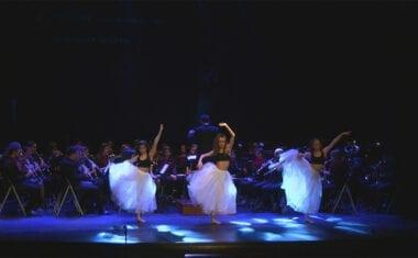 Un Concierto Fin de Año muy especial con música y danza