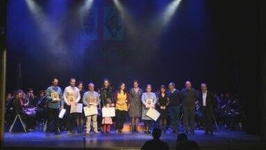Entrega de premios xx concurso de belenes de Jumilla