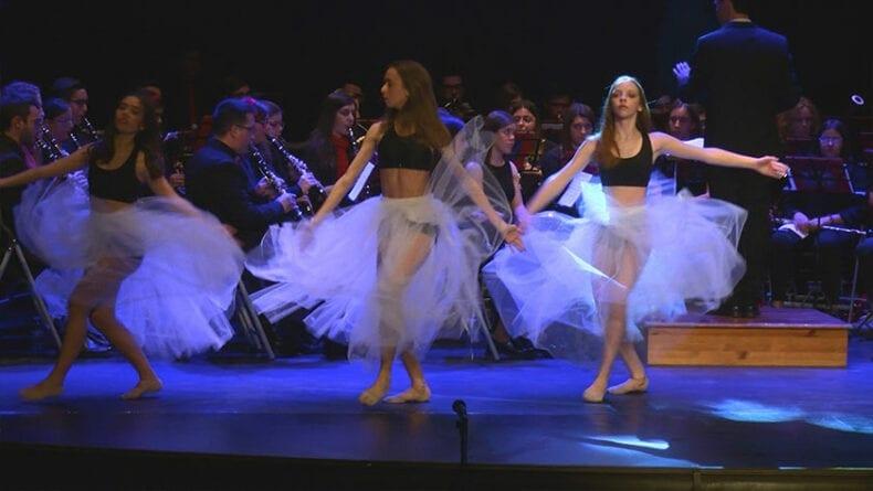 La Ochoa Escuela de Ballet en el Concierto Fin de Año 2018