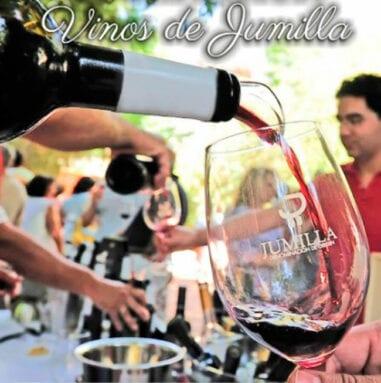 degustacion vino de jumilla
